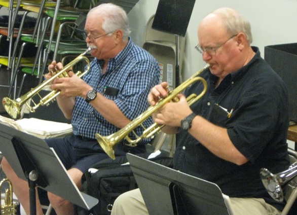 - Dave-Gale-Third-Trumpet-and-Bob-Millikan-Lead-Trumpet